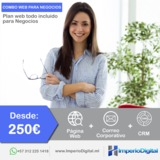 Páginas Web y Tiendas Online desde 250 - foto