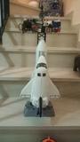 Cohete y lanzadera de Playmobil - foto