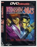 Dvd kenshin el guerrero manga - foto