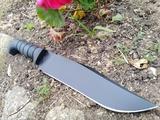 Cuchillo kabar heavy bowie Long - foto