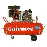 MOTOCOMPRESOR AIRMEC CRS206 6. 5 HP 200 L - foto