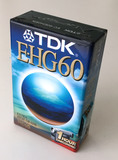 Cinta TDK VHS- C para videocámara - foto