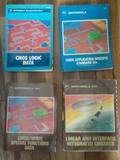 4 libros datasheet Motorola - foto
