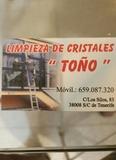 limpieza cristales Toño - foto