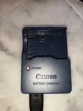 cargador de batería CANON CB-2LUE y bate - foto