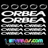 Vinilos orbea sticker adesivo - foto