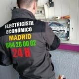 Electricista madrid 24h -el mas barato - foto