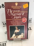vhs the mozart marriage of figaro - foto