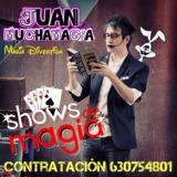 Juan Muchamagia. Mago Murcia - foto