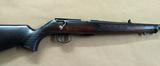 Carabina cerrojo Anschutz calibre 22 - foto