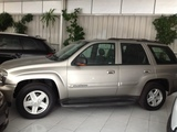 CHEVROLET - TRAILBLAZER LTZ - foto