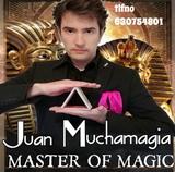 El gran maestro mago juan murcia - foto