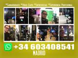 #CAMARÓGRAFO EN MADRID VÍDEO CINE - foto