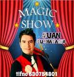 el mago Juan muchamagia - foto