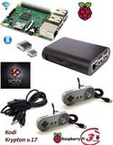 Consola retro Raspberry Pi 3 y 4 - NUEVA - foto