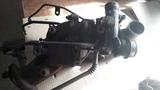 turbo motor 4d56 - foto