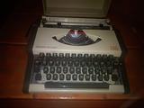 máquina de escribir - foto