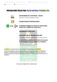Preparadora fisica online oposiciones - foto