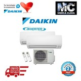 DAIKIN 2MXS40H+ FTXS20K+FTXS35K A++ - foto