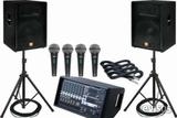 Alquiler de sonido para eventos - foto