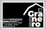 Limpieza Grupo Granero Multiservicios - foto