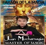 el mago faraón de la magia Alicante - foto