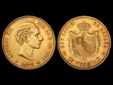 Compro monedas oro - foto