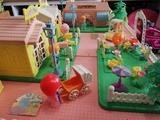 Casas ciudad Pin y Pon Años 80 - foto
