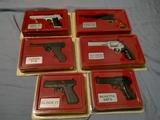 Lote de Pistolas y Revólveres - foto