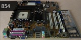 Motherboard ASUS K8V-MX Rev 3.01G Socket - foto