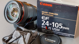 Canon ef 24-105 f4l is usm - foto