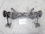 puente trasero Opel Vectra C GTS - foto