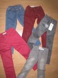 Lote 5 pantalones niña talla 8 años - foto
