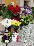 adornos florales - foto