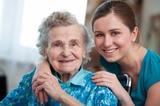 Cuidadora de personas mayores - foto