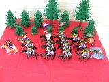 Playmobil 7º de caballeria  CON custer - foto