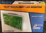 Monitor TFT LED 12/24V - foto