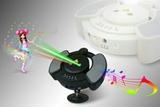 Discoteca laser altavoz tarjeta micro sd - foto
