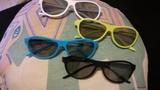 pack de gafas 3D - foto