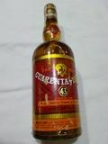 Antigua botella de licor 43. 1 litro. fa - foto