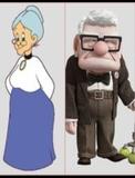 Señora Cuidadora de ancianos o niÑos - foto