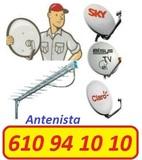 Antenas parabolicas Ecija - foto