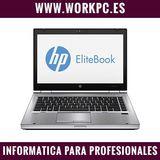 Portátil HP Elitebook 8460 I5 4GB 320GB - foto