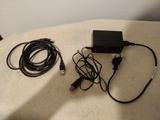Cable corriente y cable usb impresora hp - foto