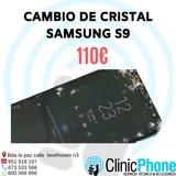 Cambio de cristal samsung s9 y s9 plus - foto