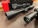 visor nikko Stirling Octa - foto