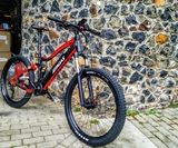 EBIKE JOTAGAS CON SUSPENSION FOX.  - foto