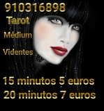 Tarot y videntes 15 minutos 5 eur - foto
