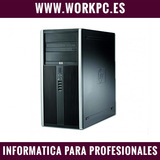¡¡OCASIÓN!!! HP 6200 I5 250GB 4GB - foto