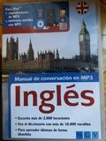 MANUAL DE CONVERSACION EN MP3 INGLES - foto
